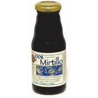 SUCCO DI MIRTILLO 100% 200 ml