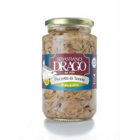 TUNA PEPPERS WITH OLIVE OIL DRAGO 300 GR