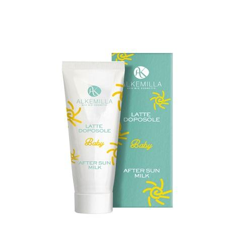 BABY AFTER SUN LOTION FOR THE BODY 200 ML ALKEMILLA