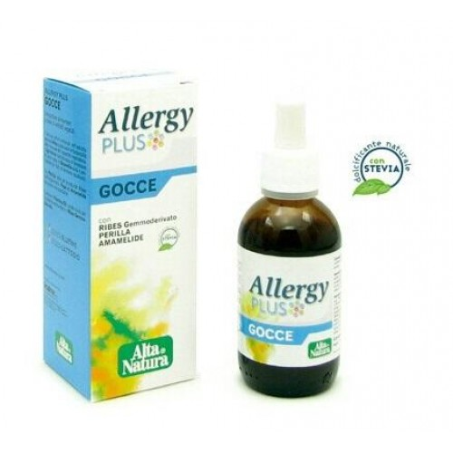 ALLERGY PLUS DROPS 50 ML